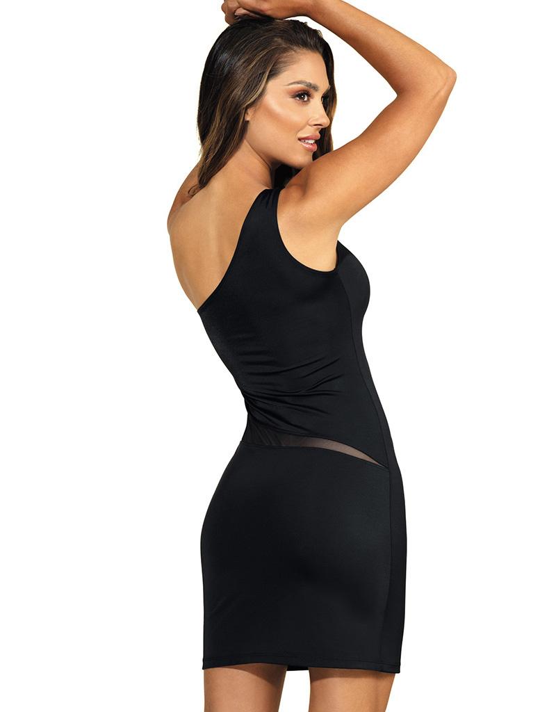 Sensuele Asymmetrisch jurkje Veronica