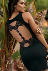 Sexy jurkje met sierlijke achterkant Melanie