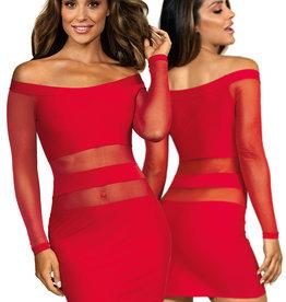 Rood  jurkje Djalisa