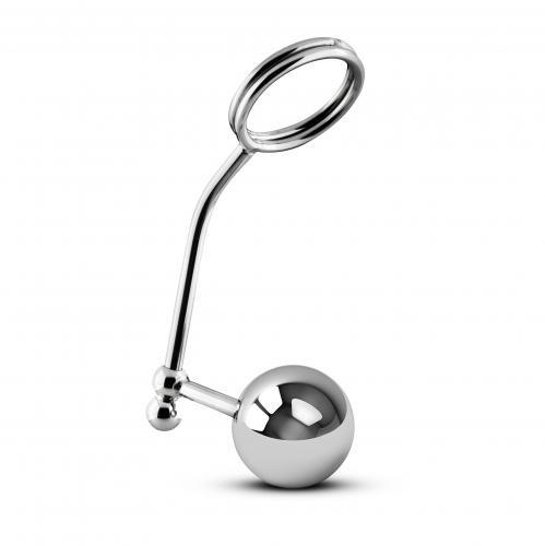 Metalen Ballstretcher Met Anaal Bal