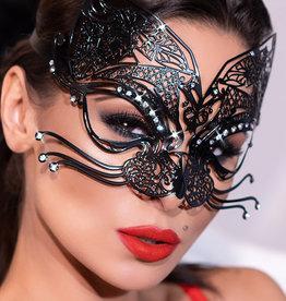 * CHILIROSE Misterieus filigraan koperen masker