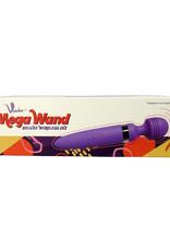 Voodoo Deluxe Mega Wand Vibrator Draadloos - Paars