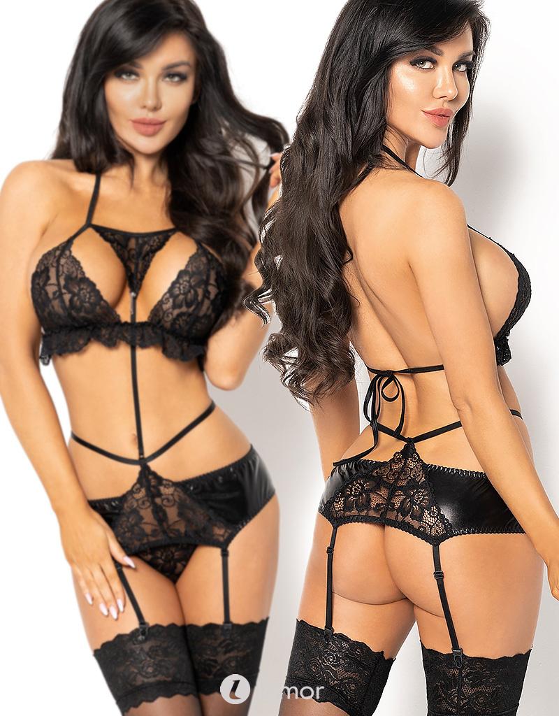 3-delige lingerie set Alani