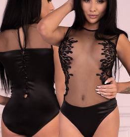 * LIVCO CORSETTI Zwarte body Kiraven