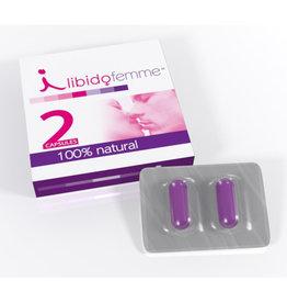 Libidoforte Libidofemme Lustopwekker Voor Vrouwen - 2 capsules