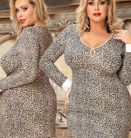 Leopard print Pajama