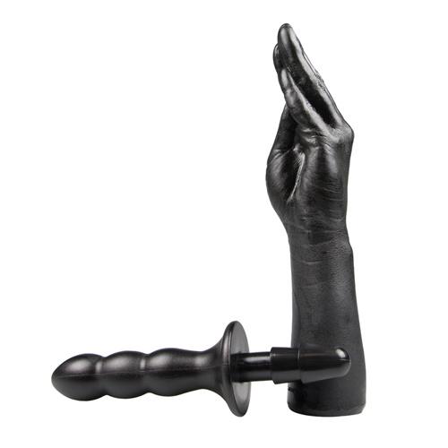 TitanMen The Hand Vac-U-Lock Dildo