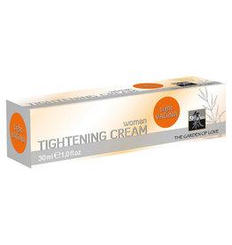 Shiatsu Verstrakkende crème voor vrouwen