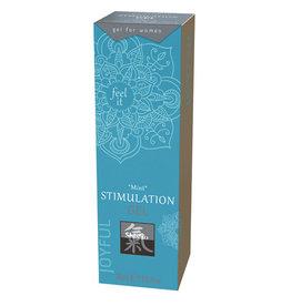 Stimulerende Gel - Mint