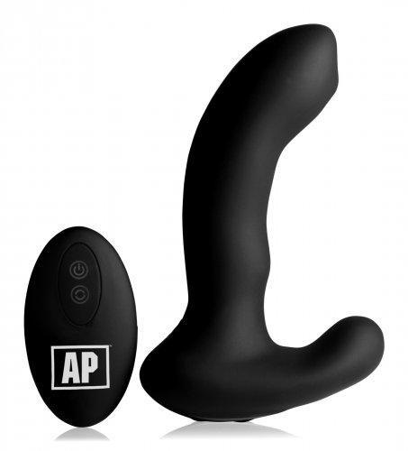 P-Massage Prostaat Vibrator Met Roterende Kraal