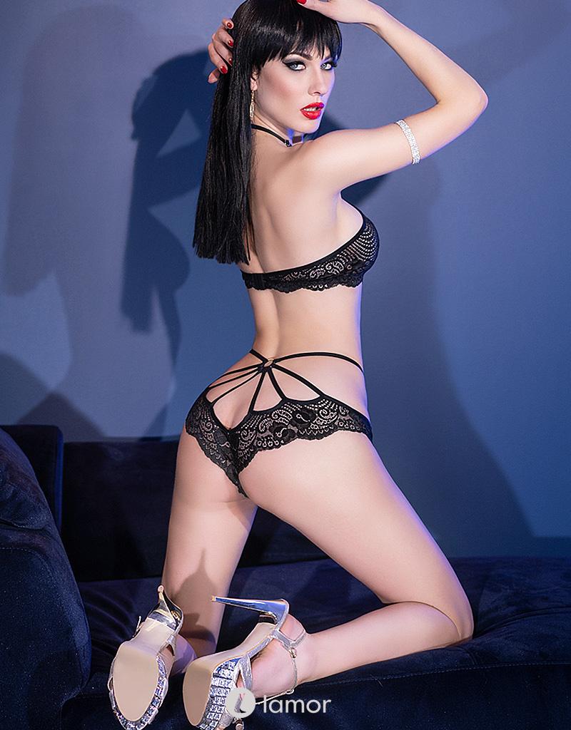 * CHILIROSE Sexy lingerieset met straps van Chilirose