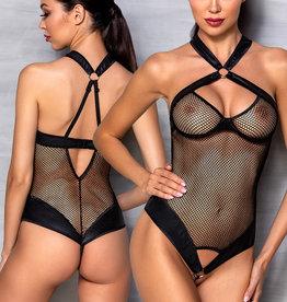 Zwarte Body Amanda