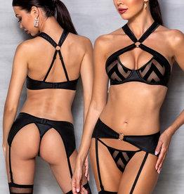 3-delige lingerie set Hima