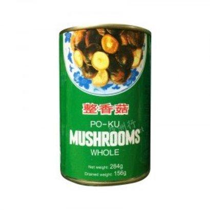 Ambition Shiitake paddenstoelen 284g