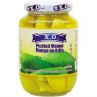 XO Gepekelde mango 454g