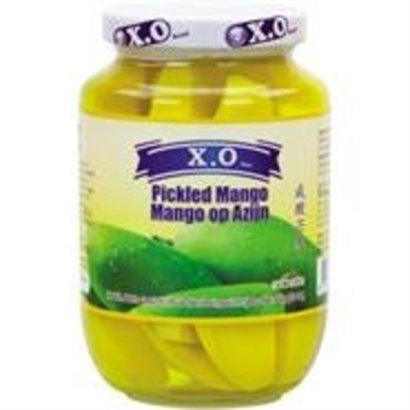 XO Gepekelde mango