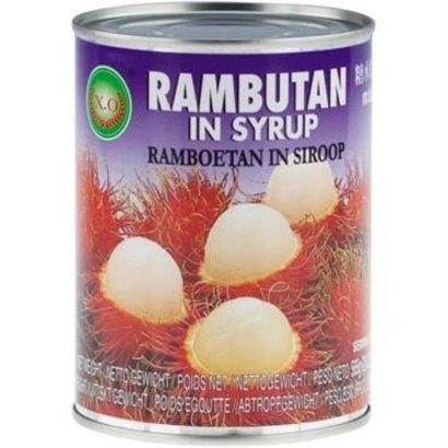 XO Rambutan op siroop