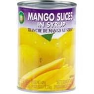 XO Mango op siroop 425g promo