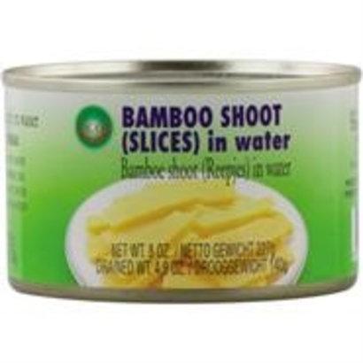 XO Bamboescheuten in plakjes