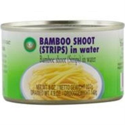 XO Bamboescheuten fijn gesneden