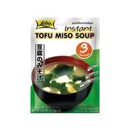 Lobo Tofu miso soep 30g
