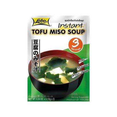Lobo Tofu miso soep