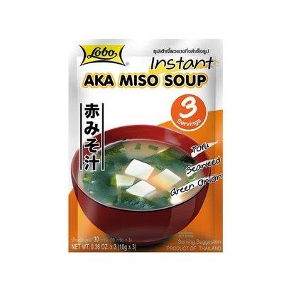 Lobo Aka miso soep