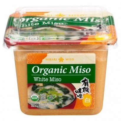 Hikari Organische witte miso pasta