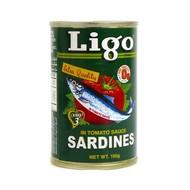 Ligo Sardines in tomatensaus 155g