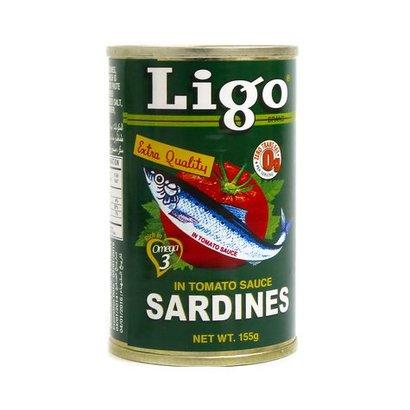 Ligo Sardines in tomatensaus