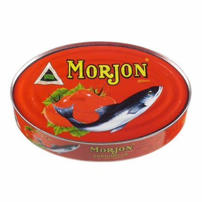 Morjon Sardines in tomatensaus