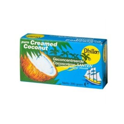 Dhillon Santen/ geperste kokosroom