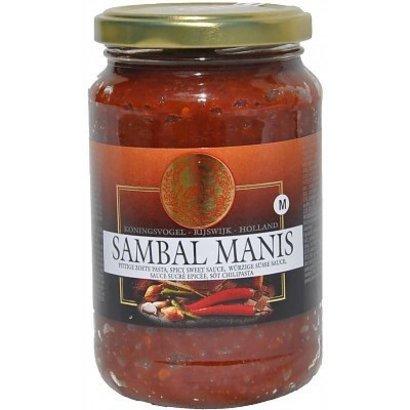 Koningsvogel Sambal Manis