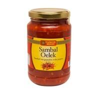 Flower brand Sambal Oelek 375g