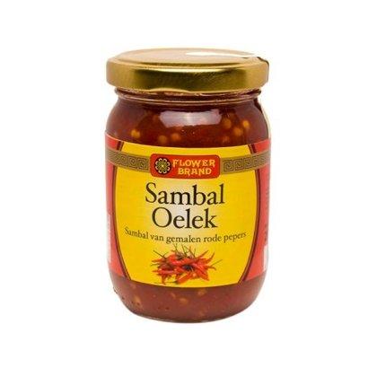 Flower brand Sambal Oelek