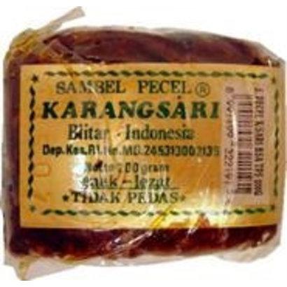 Karangsari Bumbu tidak pedes (not hot) groen