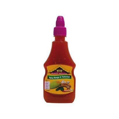 Lobo Hete mango en tamarinde saus