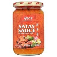 Yeo's Saté saus 270g