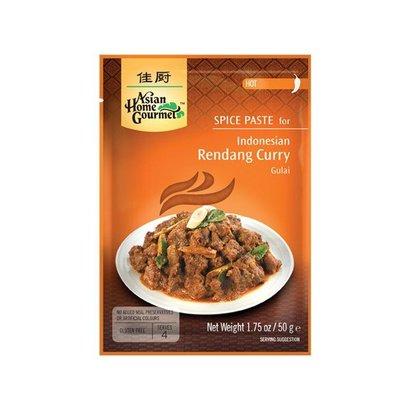 AHG Indonesische Rendang curry pasta