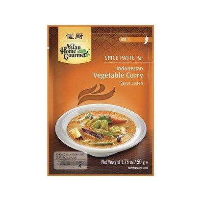 AHG Indonesische Groenten curry pasta