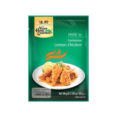 AHG Limoen-kip saus