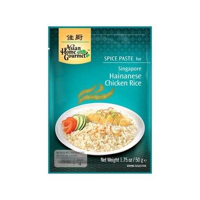 AHG Hainese kip met rijst pastamix