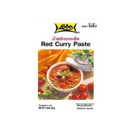 Lobo Rode curry pasta 50g