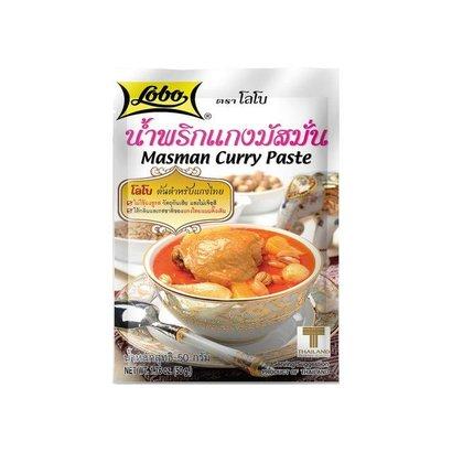 Lobo Masaman curry pasta