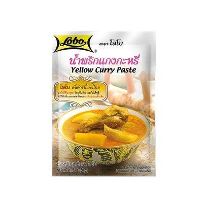 Lobo Gele curry pasta