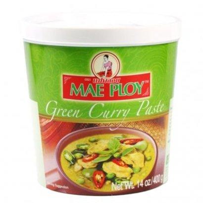Mae Ploy Groene curry pasta