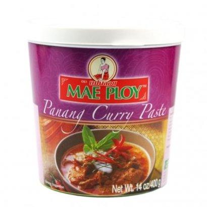 Mae Ploy Panang curry pasta