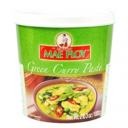 Mae Ploy Groene curry pasta