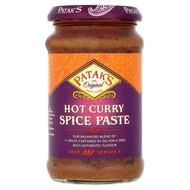 Patak's  Extra hete curry pasta 283g PROMO