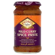 Patak's  Milde curry pasta 283g